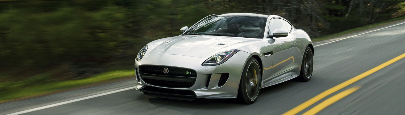 New Jaguar at Jaguar Raleigh