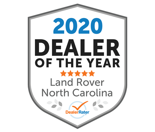 2020 DealerRater Dealer of the Year Award