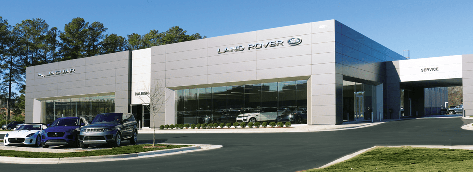 Oil Changes Land Rover Raleigh, NC