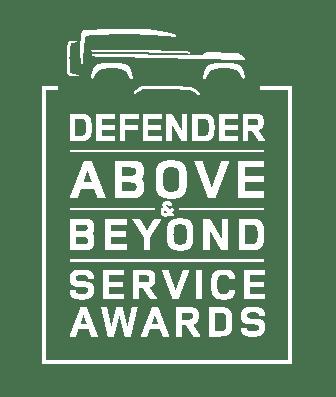 Defender Above & Beyond Service Awards