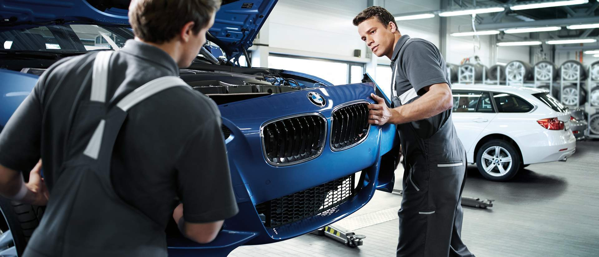 South motors bmw collision center for German motors collision center