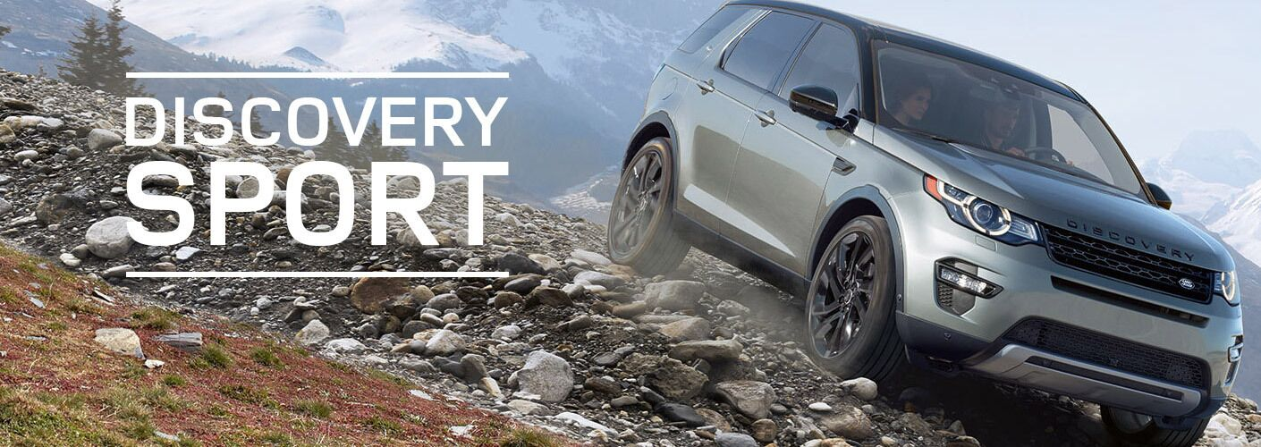 New Land Rover Discovery Sport San Francisco, CA