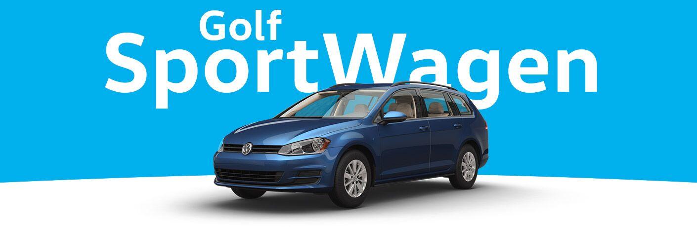 New Volkswagen Golf SportWagen Henderson, NV