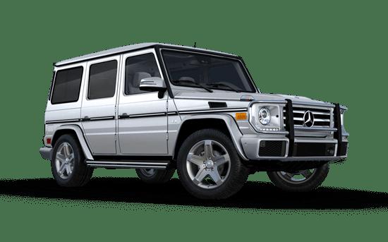 New Mercedes-Benz G-Class El Paso, TX