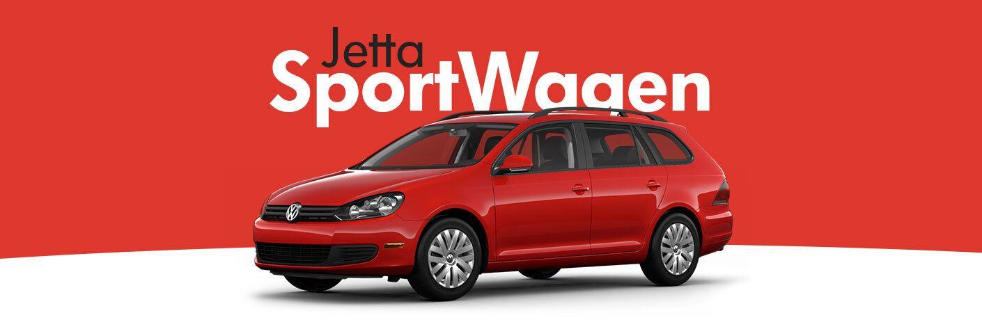 New Volkswagen Jetta SportWagen Franklin, WI