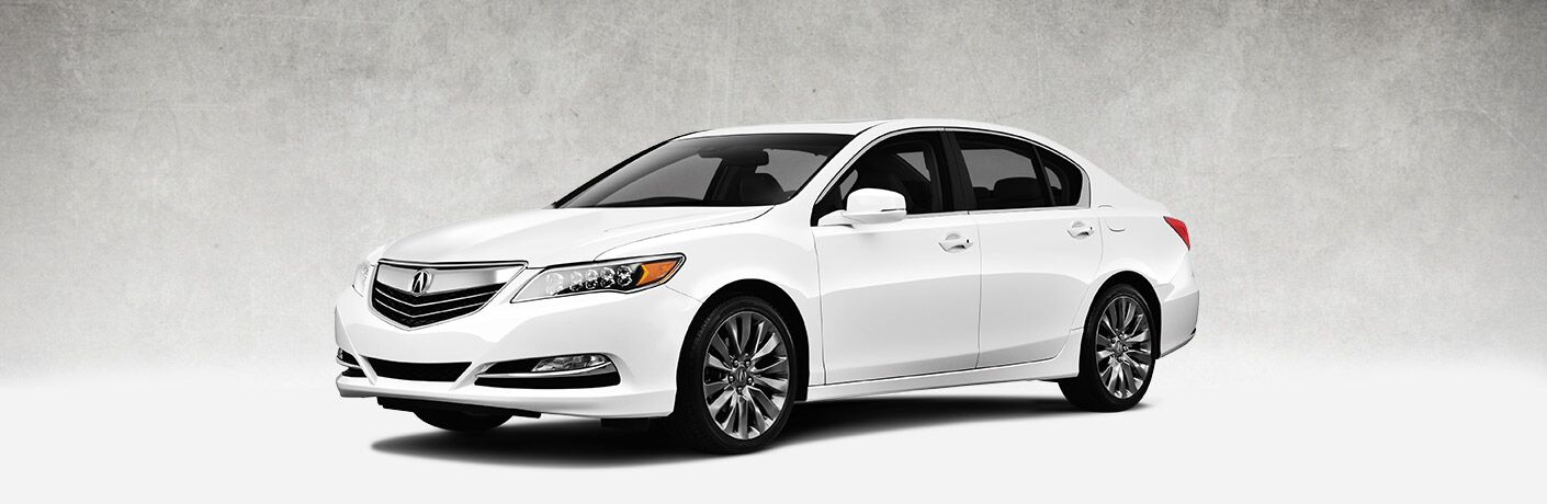 New Acura RLX Bay Area, CA