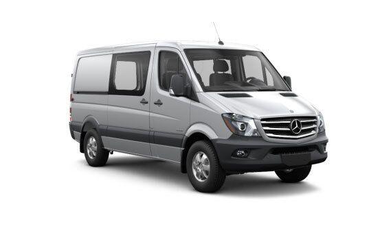 New Mercedes-Benz Sprinter Crew Vans El Paso, TX