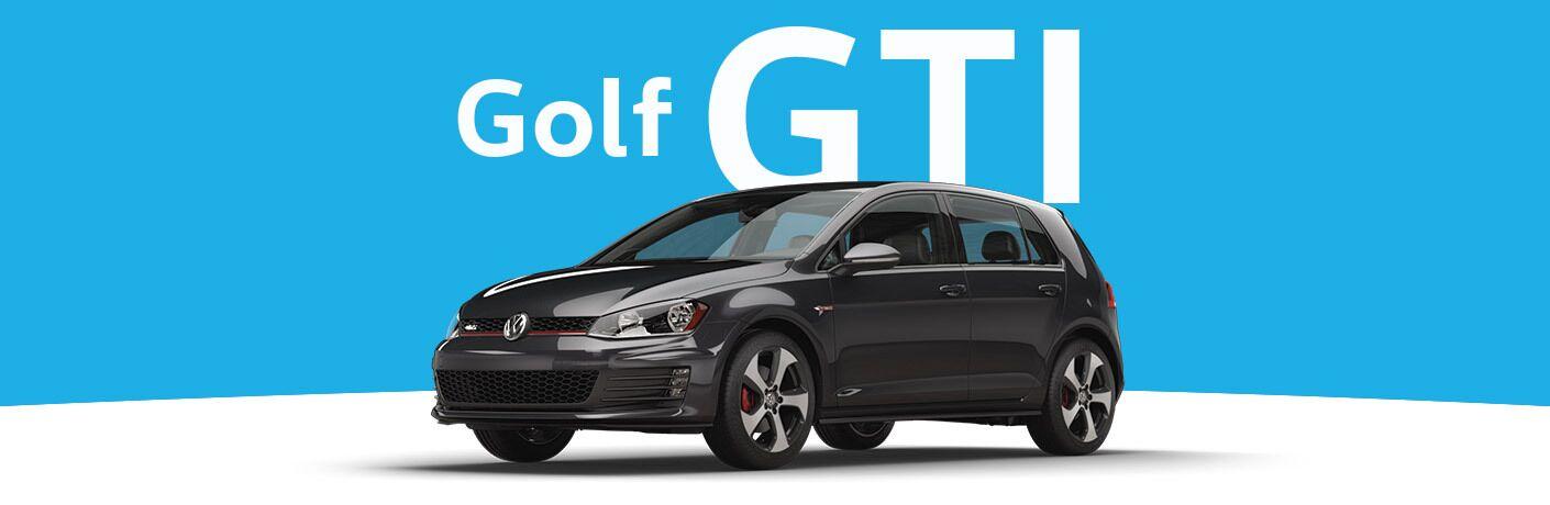 New Volkswagen Golf GTI Yakima, WA