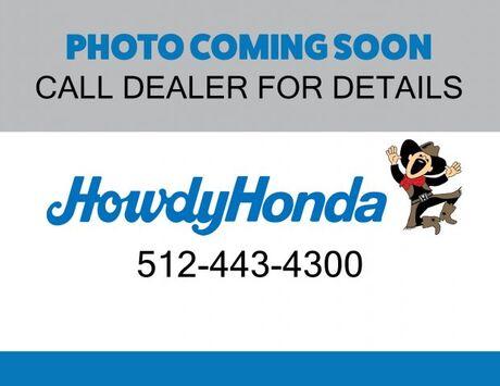 2020 Honda Civic Sport Austin TX