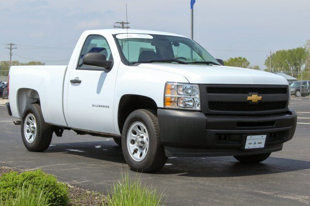 2013 Chevrolet Silverado 1500 Work Truck Green Bay WI