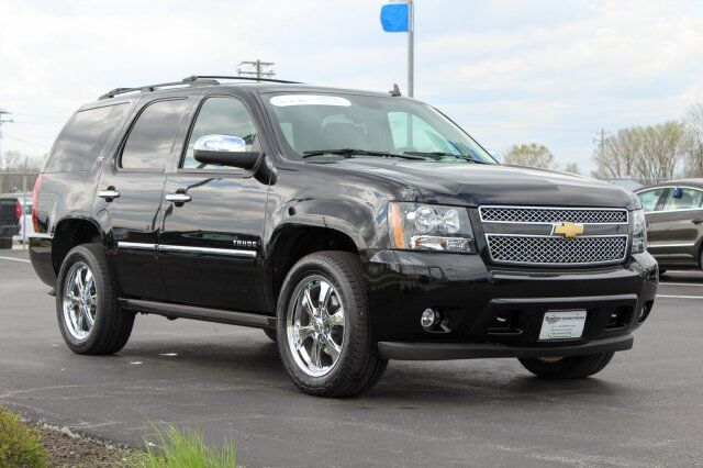 2013 Chevrolet Tahoe LTZ Green Bay WI