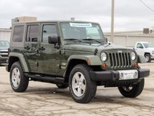Jeep Wrangler Unlimited Sahara Green Bay WI