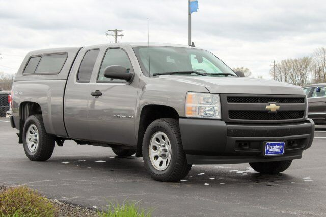 2007 Chevrolet Silverado 1500 Work Truck Green Bay WI