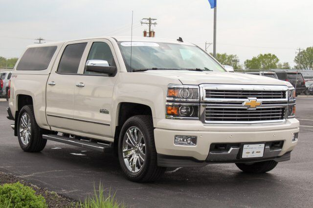 2014 Chevrolet Silverado 1500 High Country Green Bay WI