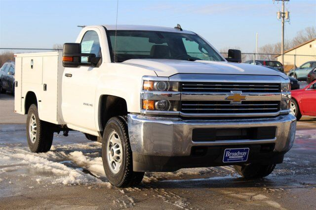 2016 Chevrolet Silverado 2500HD Work Truck Green Bay WI