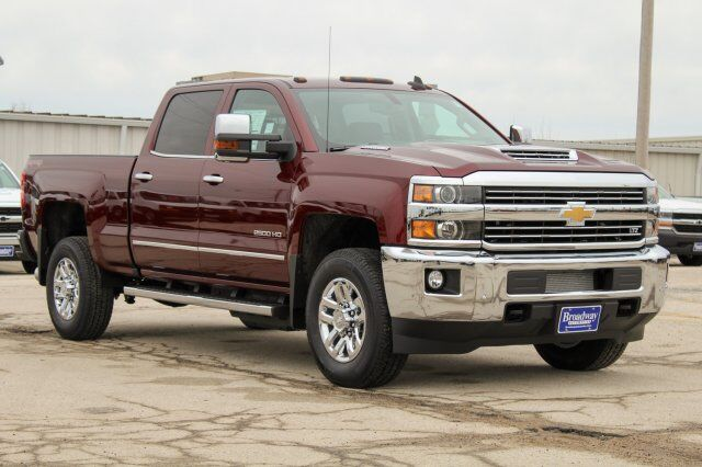 2017 Chevrolet Silverado 2500HD LTZ Green Bay WI
