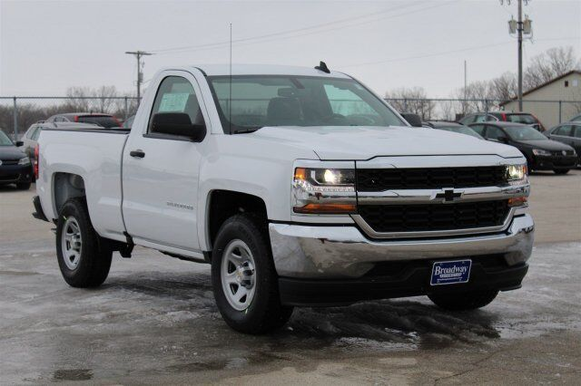 2017 Chevrolet Silverado 1500 Work Truck Green Bay WI
