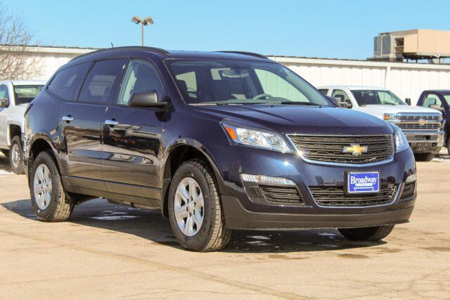 2017 Chevrolet Traverse LS Green Bay WI
