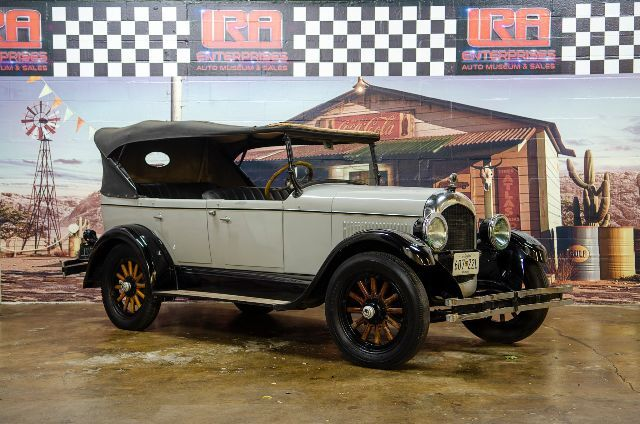 1926 Chrysler F-58 Touring Bristol PA