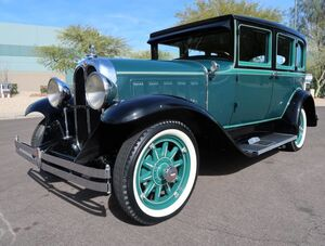 1929_Oakland_Sedan__ Scottsdale AZ