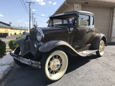 1930_Ford_Model A__ Killeen TX