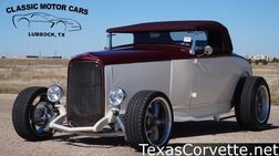 1931_Ford_Model A_Street Rod_ Lubbock TX
