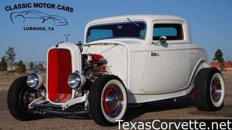 1932 Ford Coupe  Lubbock TX