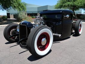 Ford No Model  1934