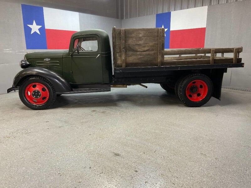 1937 Chevrolet 1937 1 1/2 Ton Firestone Tires 1937 1 1/2 Ton 6 Cylinder 4 Speed New Tires Stake Bed Arlington TX
