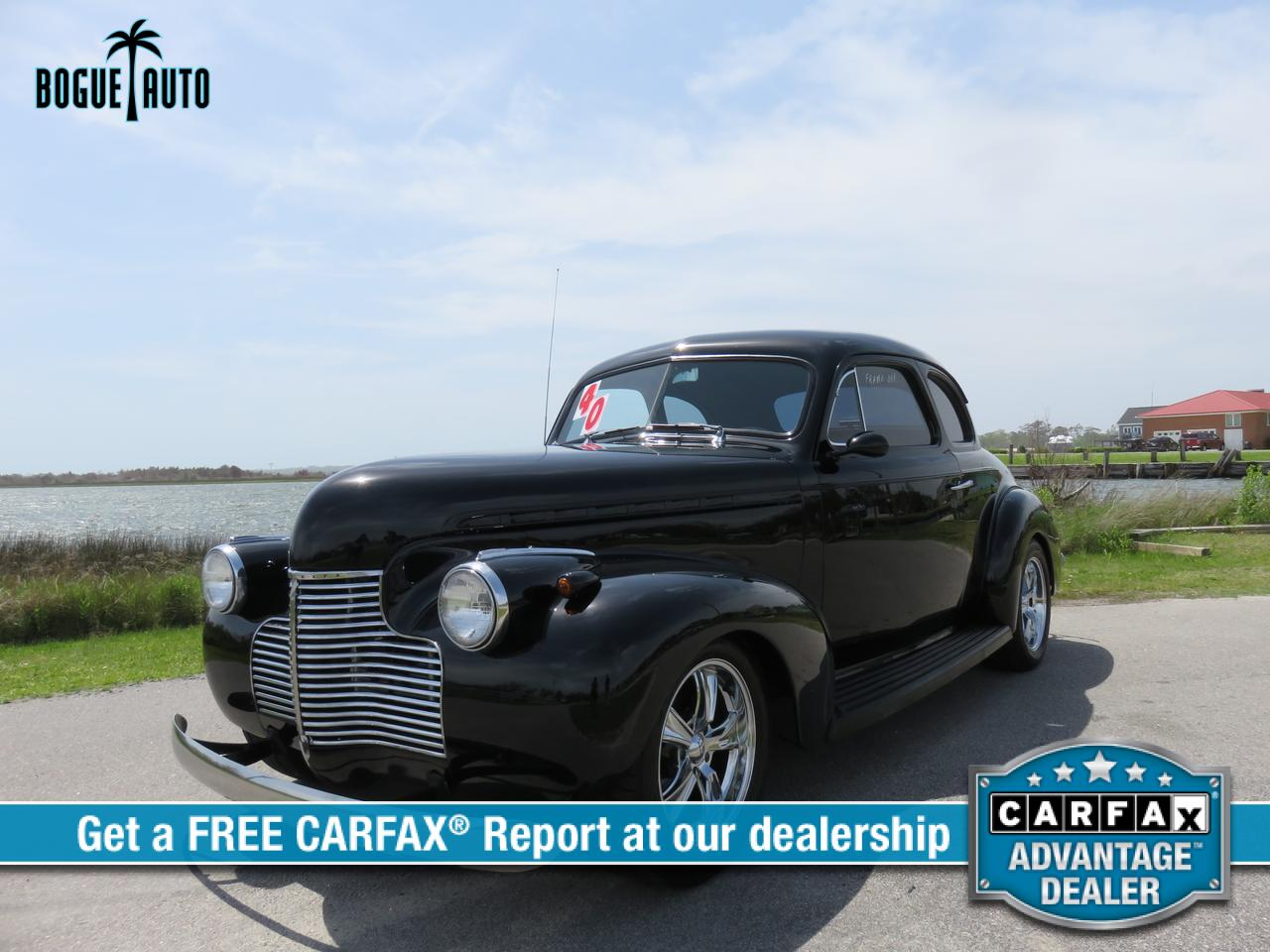 1940 Chevrolet Coupe 2D