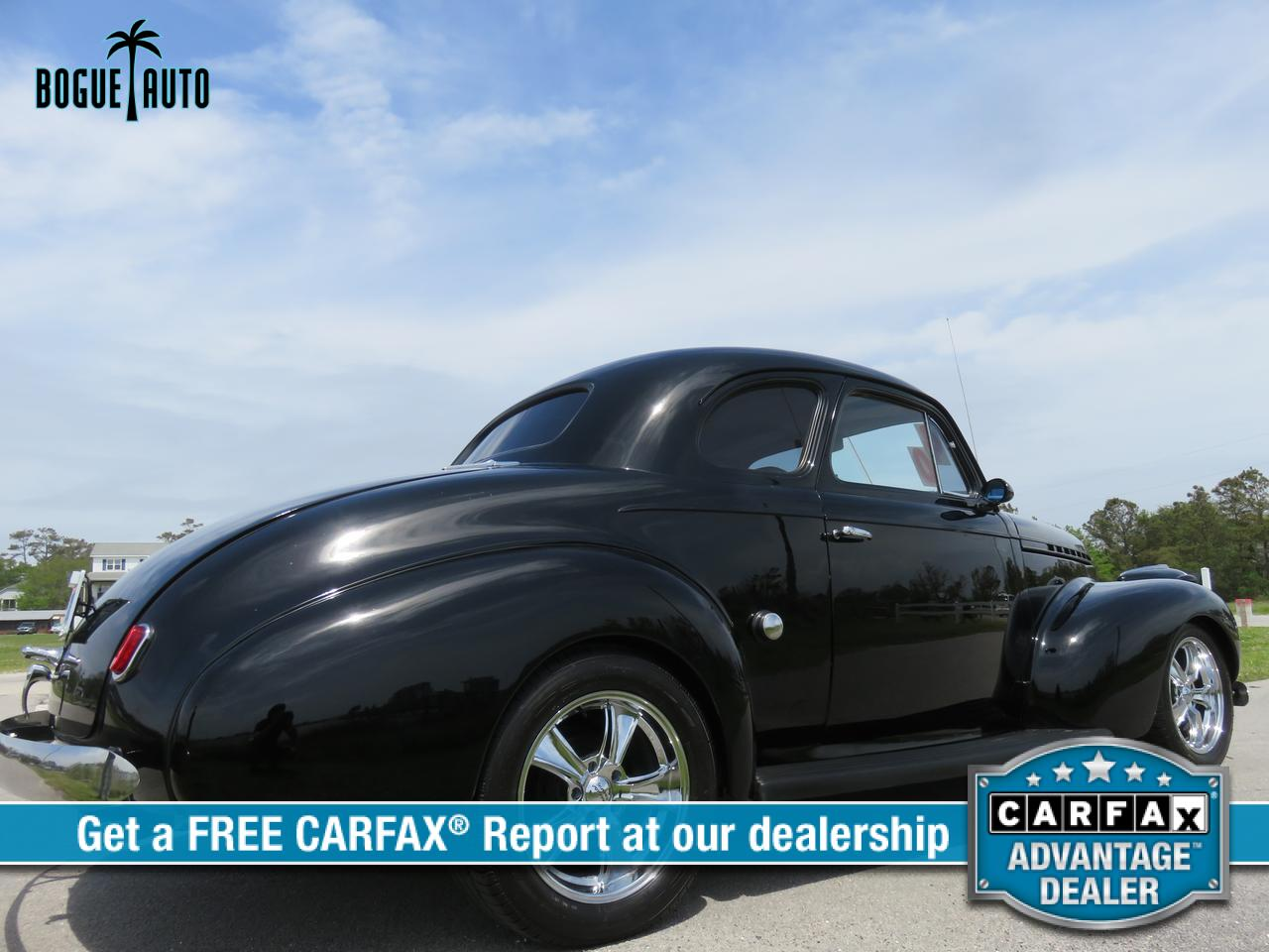 1940 Chevrolet Coupe 2D Newport NC