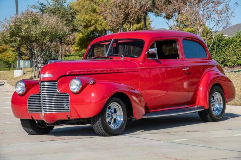 1940 Chevrolet Master Deluxe  The Colony TX