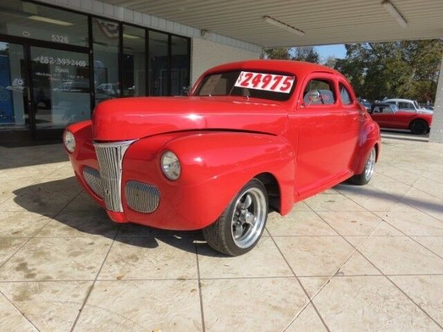 1941 FORD COUPE  Newport NC