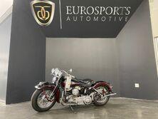 Harley Davidson Flathead  1942