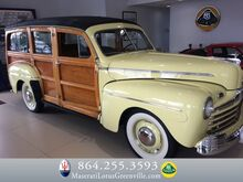 1947_Ford_SUPER DELUXE_WOODY_ Greenville SC