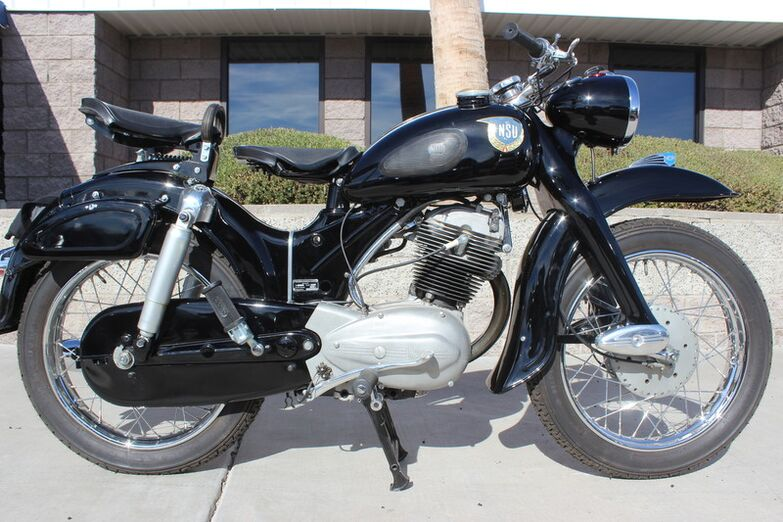 1954 NSU Super Max Classic Motorcycle Classic Motorcycle Mesa AZ