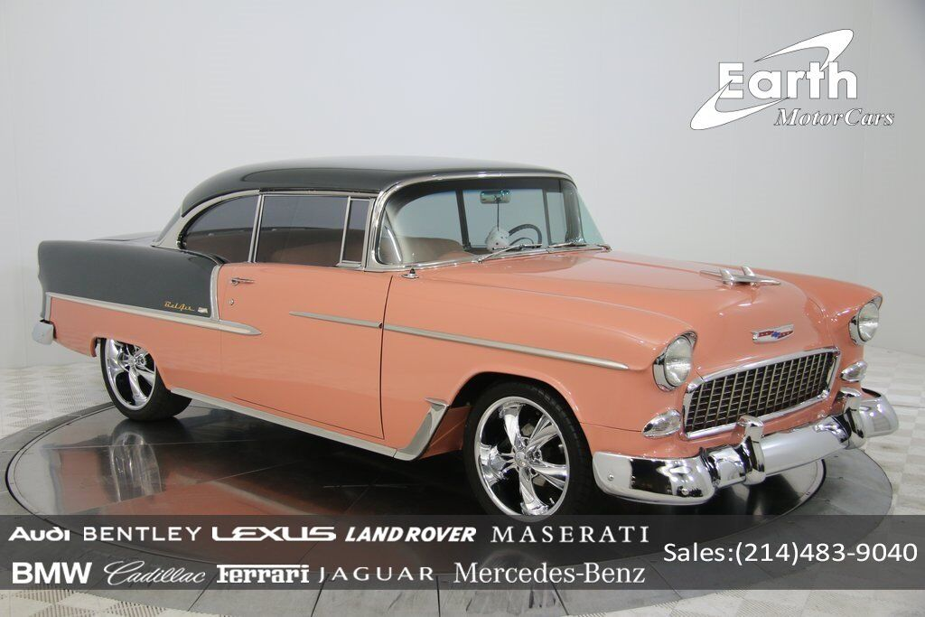 1955 Chevrolet Bel Air  Carrollton TX
