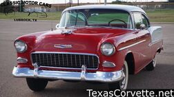1955_Chevrolet_Bel Air_2 Door Hardtop Coupe_ Lubbock TX