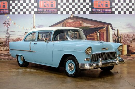 1955 Chevrolet Bel Air 350 V8 4-Speed Bristol PA