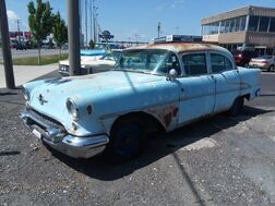 1955_Oldsmobile_Rocket 88_Sedan_ Spokane Valley WA