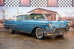 1957_Cadillac_DeVille_Sedan Series 62_ Bristol PA