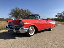 1957_Chevrolet_Bel Air FI_Convertible Show Car_ Carrollton TX