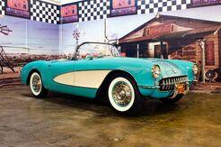 1957_Chevrolet_Corvette_Convertible_ Bristol PA