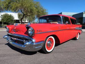 1957_Chevrolet_Nomad_Wagon Bel Air Resto Mod_ Scottsdale AZ