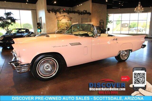 1957 Ford Thunderbird Convertible Scottsdale AZ