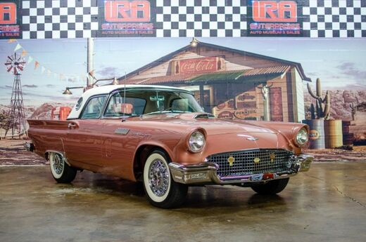 1957 Ford Thunderbird E-Code Bristol PA