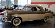 Mercedes-Benz 220 S Cabriolet - Full Restoration 1957