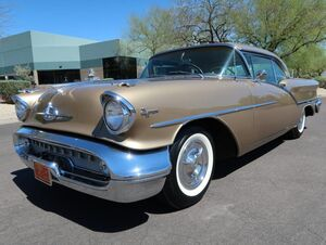 1957_Oldsmobile_Super 88 J2__ Scottsdale AZ