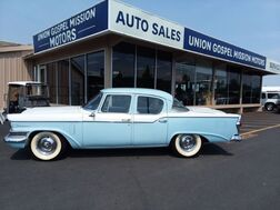 1957_Studebaker_Champion Deluxe Sedan_4-door sedan_ Spokane Valley WA