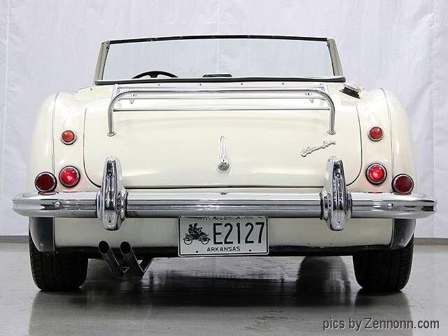 1958 Austin Healey 100-6 BN4 2.6L ST6 convertible Addison IL